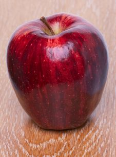 Free Red Apple Stock Photography - 20394462