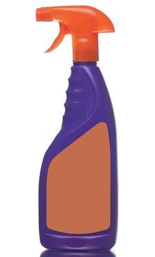 Free Spray Bottle Royalty Free Stock Photography - 20395407
