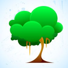 Free Green Tree Royalty Free Stock Photography - 20396967