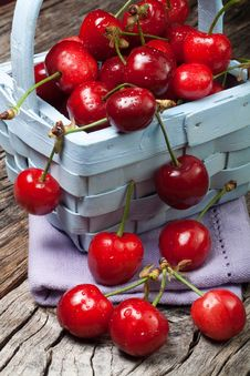 Free Cherries Stock Photos - 20398503