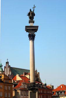 Free The Column Of King Royalty Free Stock Photo - 2043905