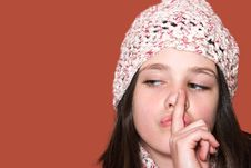 Shhh… Stock Images