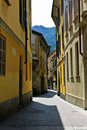Free Street Of Como Royalty Free Stock Images - 20405599