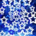 Free Blue Stars Royalty Free Stock Photo - 20406425