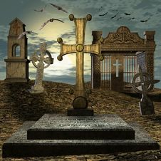 Free Cemetery Stock Photos - 20400443