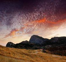 Free Evening Landscape Stock Photo - 20400590