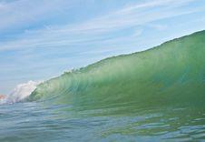 Free Wave Crash Royalty Free Stock Images - 20402469