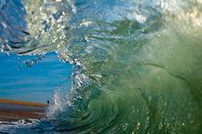 Free Wave Crash Stock Photo - 20402480