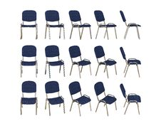 Free Office Chairs Stock Photography - 20402672