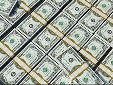 Free American Dollars. Royalty Free Stock Image - 20403206