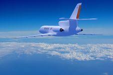Free A Passenger Plane Stock Photo - 20403210