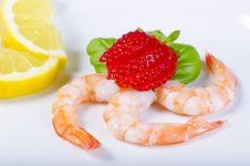 Free Shrimp Stock Photography - 20403802