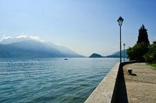 Free Lake Como Royalty Free Stock Photo - 20405755