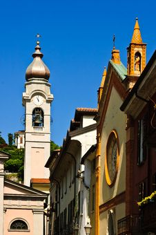 Free Church Bell Tower Stock Photos - 20405813