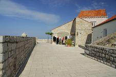 Free Dubrovnik City Walls Stock Photo - 20406160