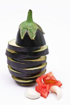 Free Fresh Eggplant Stock Photos - 20406523