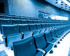 Free Theater Seat Stock Image - 20406961