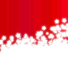 Free Glowing Stars Royalty Free Stock Images - 20408559