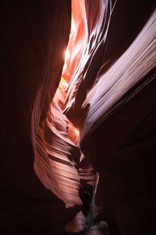Free Antelope Canyon Stock Image - 20409281