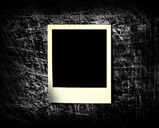 Grunge Photo Slide Background Royalty Free Stock Photography