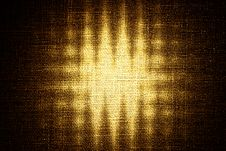 Zigzag On Canvas Background Stock Photo