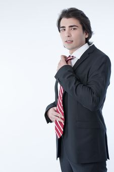 Free Young Business Man Stock Photo - 20409910