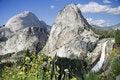Free Nevada Falls In Yosemite Royalty Free Stock Photo - 20414935