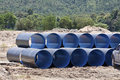 Free Drain Steel Pipes Stock Image - 20415741