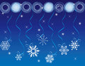Free Christmas Card Snow Gift Background  Illustration Royalty Free Stock Photo - 20417025