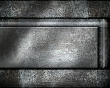 Free Metal Template Background Stock Photo - 20410240