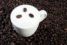 Free Hot Latte Stock Image - 20410361