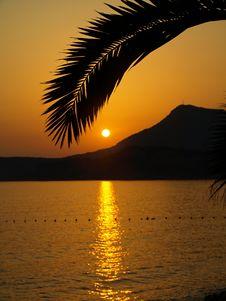 Free Sunset Royalty Free Stock Photography - 20411577