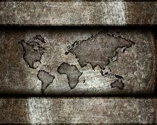 Free Worldmap Stock Photo - 20412550