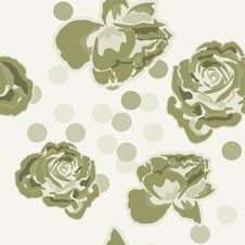 Free Floral Background Stock Photography - 20412552