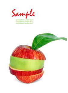 Free APPLE MIX Stock Image - 20412931