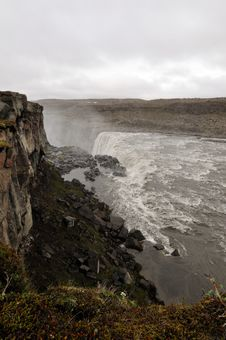 Free Dettifoss Waterfall In Northeast Iceland Stock Photo - 20413150