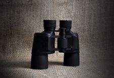 Free Binocular. Stock Image - 20413891