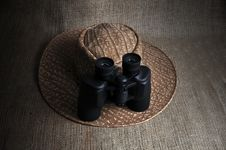Free Binocular. Stock Image - 20413951