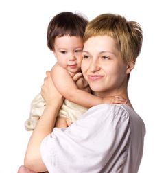 Free Mother With Son Stock Photo - 20414380