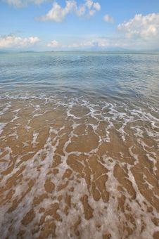Beach Of Sea Stock Image