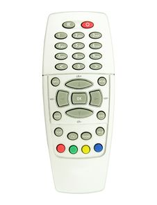 Remote Control Isolated Royalty Free Stock Photos