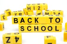 Free Back To School Stock Photo - 20416580