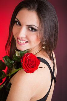 Free Beautiful Woman Stock Photography - 20416612