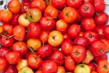 Free Cherry Fruits Stock Photo - 20416840