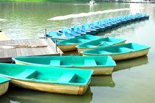 Free Rowboat Royalty Free Stock Photos - 20417168