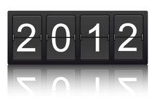 Free Year Change 2011/2012 Royalty Free Stock Photos - 20418058