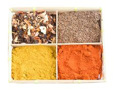 Free Spices Stock Photos - 20419133