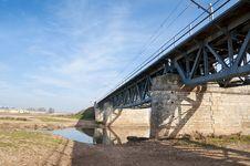 Free Old Bridge Royalty Free Stock Image - 20419196