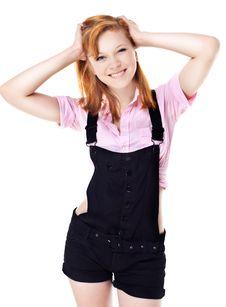 Free Beautiful Girl Smiling Stock Images - 20419314