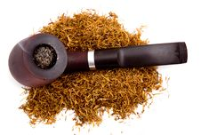 Free Tobacco Pipe Royalty Free Stock Photos - 20419978
